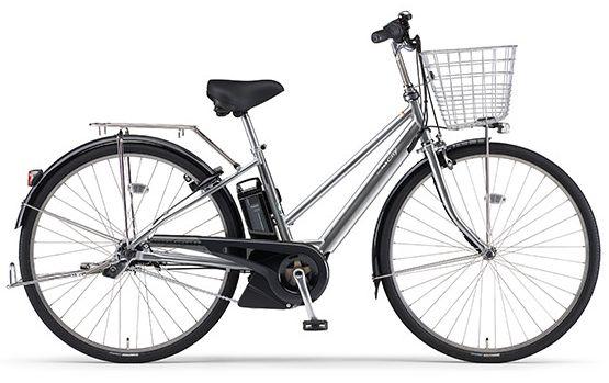 【防犯登録無料!おまけ4点セット付き!】15.4Ahバッテリー搭載!【2019年モデル】YAMAHA(ヤマハ) パス(PAS) CITY-SP5 電動自転車 (PA27CSP5) 【3年間盗難補償付き】