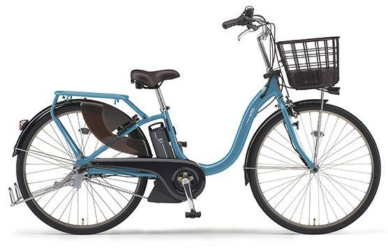 【防犯登録無料!おまけ4点セット付き】12.3Ahバッテリー搭載!【2019年モデル】YAMAHA(ヤマハ) PAS With (パス ウィズ) 電動自転車 (PA26W/PA24W)