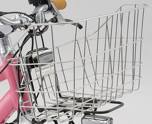 (品番907935010400) VIENTA用フロントバスケット ヤマハ電動アシスト自転車 PAS