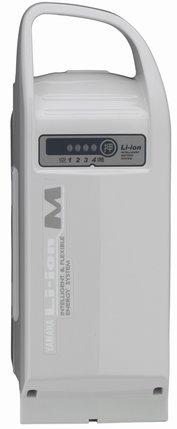 ヤマハ パス用 スペアバッテリー 【2009年発売 PAS リチウムM 用】 (90793-25087→90793-25113) 6Ah (X56-00)