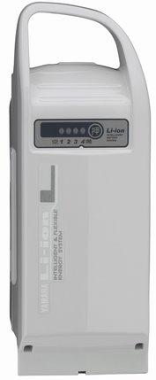 ヤマハ パス用 スペアバッテリー 【2009年発売 PAS リチウムL・ワゴン・GEAR用】 (90793-25089→90793-25115) 8.1Ah (X60-00)