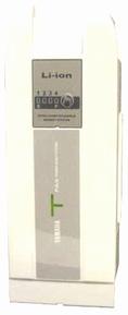 ヤマハ パス用 スペアバッテリー 【2011年発売 PAS ナチュラT用】 (90793-25098→90793-25119) 2.9Ah (X75-00)