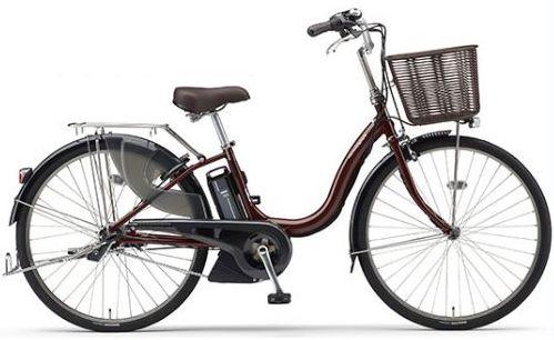 ※在庫処分特価!【送料無料(地域限定)!防犯登録無料!おまけ4点セット付き!】12.3Ahバッテリー搭載!【2017年モデル】 YAMAHA(ヤマハ) PAS Natura XL (パス ナチュラXL) 電動自転車 (PA26NXL/PA24NXL) 【3年間盗難補償付き】