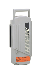 ヤマハ パス用 スペアバッテリー 【1999年発売 ニューPAS MHスーパー用】 (X02-W0769-00) 5Ah (X021)