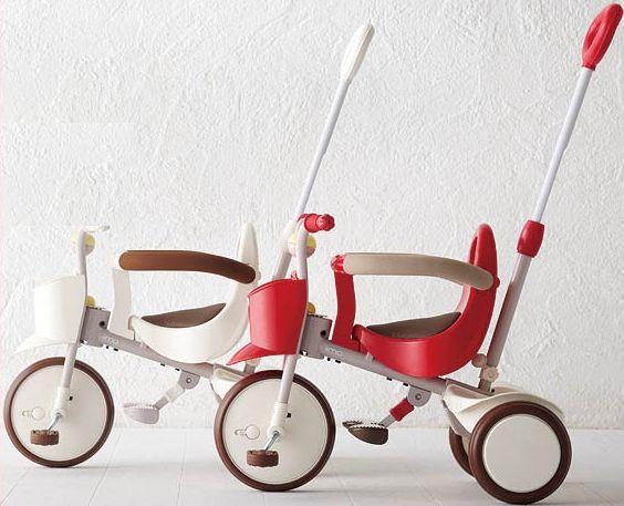 【送料無料!】 M&M (エムアンドアム) iimo TRYCYCLE#01 (イーモ トライシクル#01) 子供用三輪車