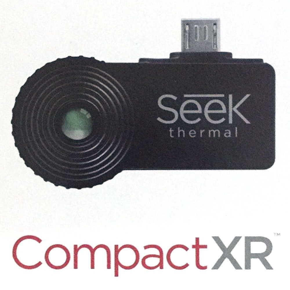 Android 向け コンパクト XRイメージングカメラ サーマル コンパクトプロ 赤外線イメージャ ナイトビジョン オリジナル日本語説明書つき