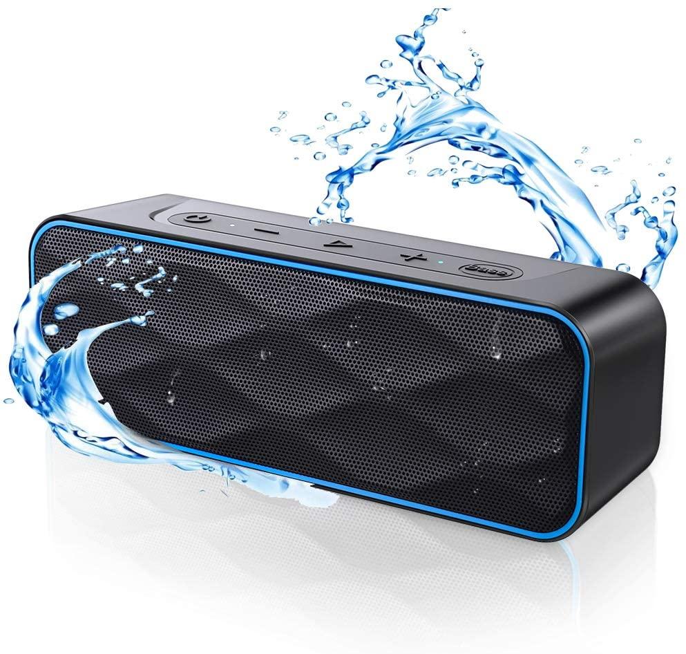 ワイヤレス スピーカー 送料無料 激安 お買い得 キ゛フト bluetoothスピーカー 防水 usb 超高音質 ブルートゥーススピーカー重低音 オープニング 大放出セール スマホスピーカー車 耐久性 防水スピーカー 充電式ワイヤレス Zoeetree Bluetooth ワイヤレススピーカー 内蔵マイク 高音質重低音 ブルートゥーススピーカー 大音量 アウトドア スマホスピーカー Type-C充電 IPX7防水 20W高出力 ステレオ TWS対応 ポータブル 36時間連続再生 お風呂