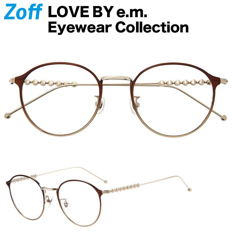 zoff 丸 メガネ