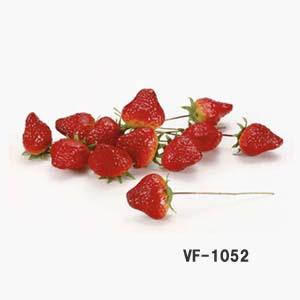 【食品サンプル いちごピック】12本入 ストロベリーピック VF-1052*