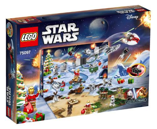 LEGO レゴ スターウォーズ アドベントカレンダー 75097