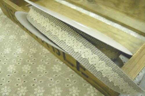 リネンレースオンテープ 新作販売 1m~ BT-2031 激安価格と即納で通信販売