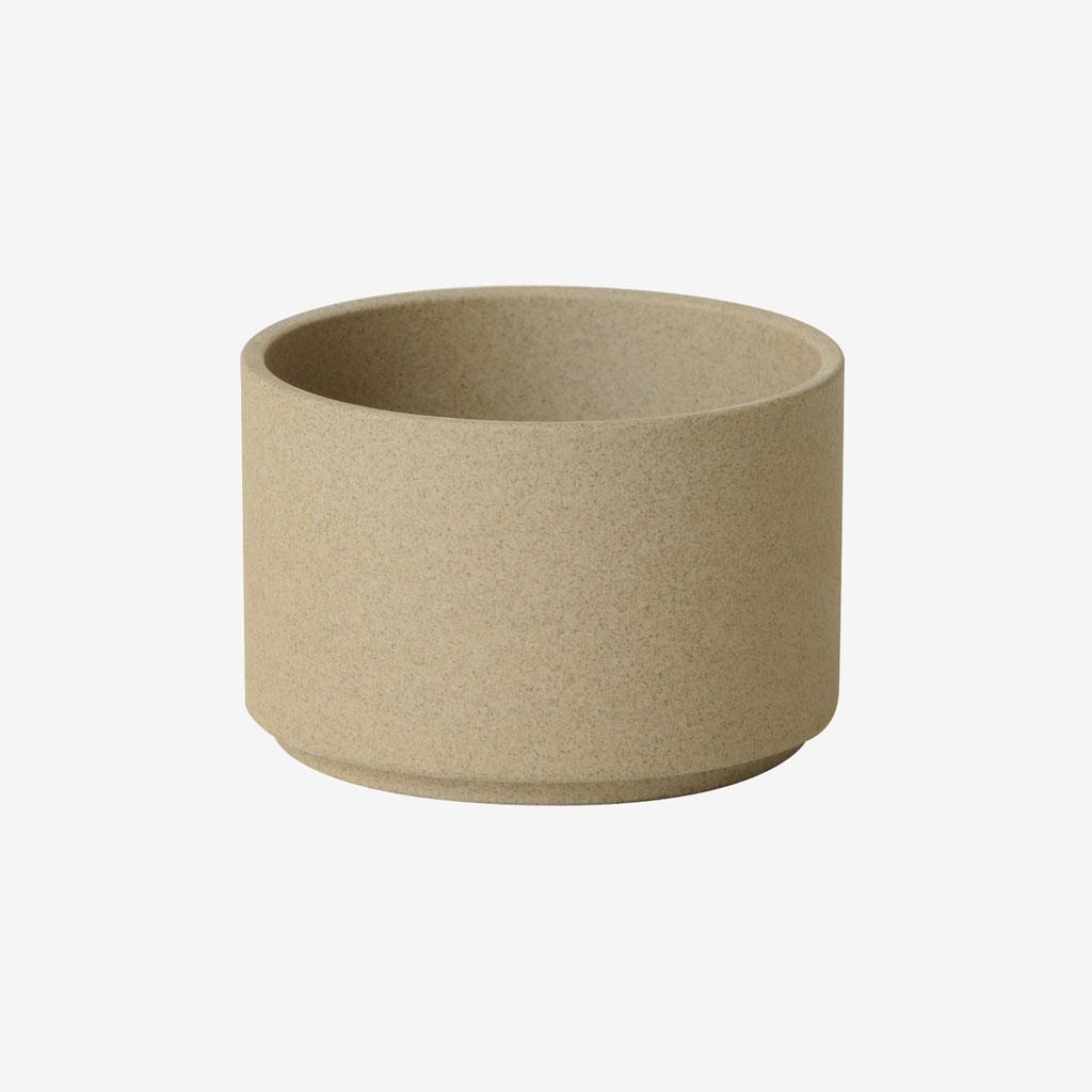 Hasami Porcelain ハサミポーセリン Bowl 全国どこでも送料無料 85 mm Natural HP007 波佐見焼 茶 ベージュ ナチュラル 素焼き ギフト 磁器 マット 艶消し 収納 ご予約品 艶無し 8.5cm スタッキング ボウル 新築 シンプル 映え プレゼント