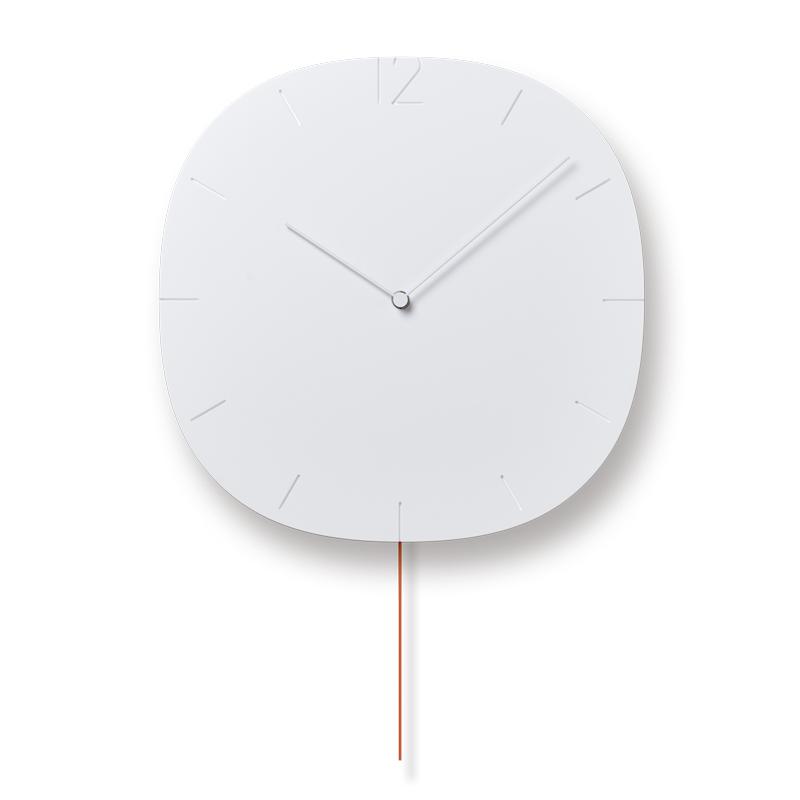 Lemnos CARVED SE NTL20-04 掛け時計 振り子時計 ゆっくり振り子時計 時計 ギフト 結婚祝い 新築祝い レムノス