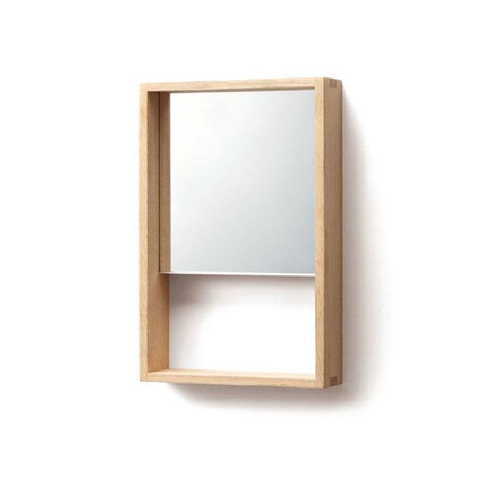 miyakonjo-product「COMISEN」 コミセン フレーム 中 ウォールミラー 鏡 壁掛け STAYHOME