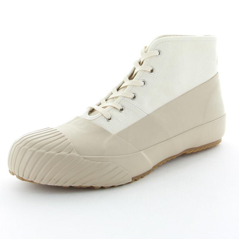 MOONSTAR ALWEATHERベージュ 24.0cm スニーカー 靴ムーンスター オールウェザー 全天候型 ハイカット☆
