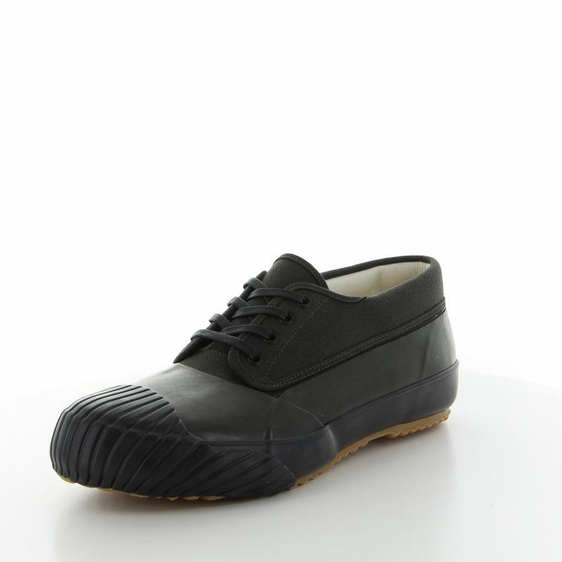 MOONSTAR MUDGUARDBLACK ブラック 22.0cm スニーカー 靴ムーンスター マッドガード 全天候型 ローカット☆