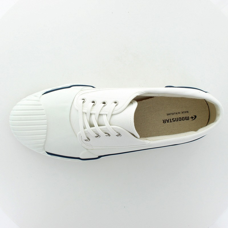 MOONSTAR MUDGUARD OPWHITEオプティカルホワイト25 0cm スニーカー 靴 ムーンスター マッb7g6Yfvy