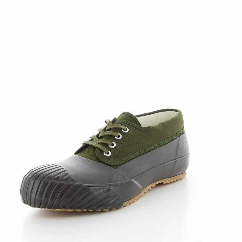 【MOONSTAR MUDGUARD】OLIVE(オリーブ) 25.0cm スニーカー 靴【ムーンスター マッドガード】 全天候型 ローカット☆