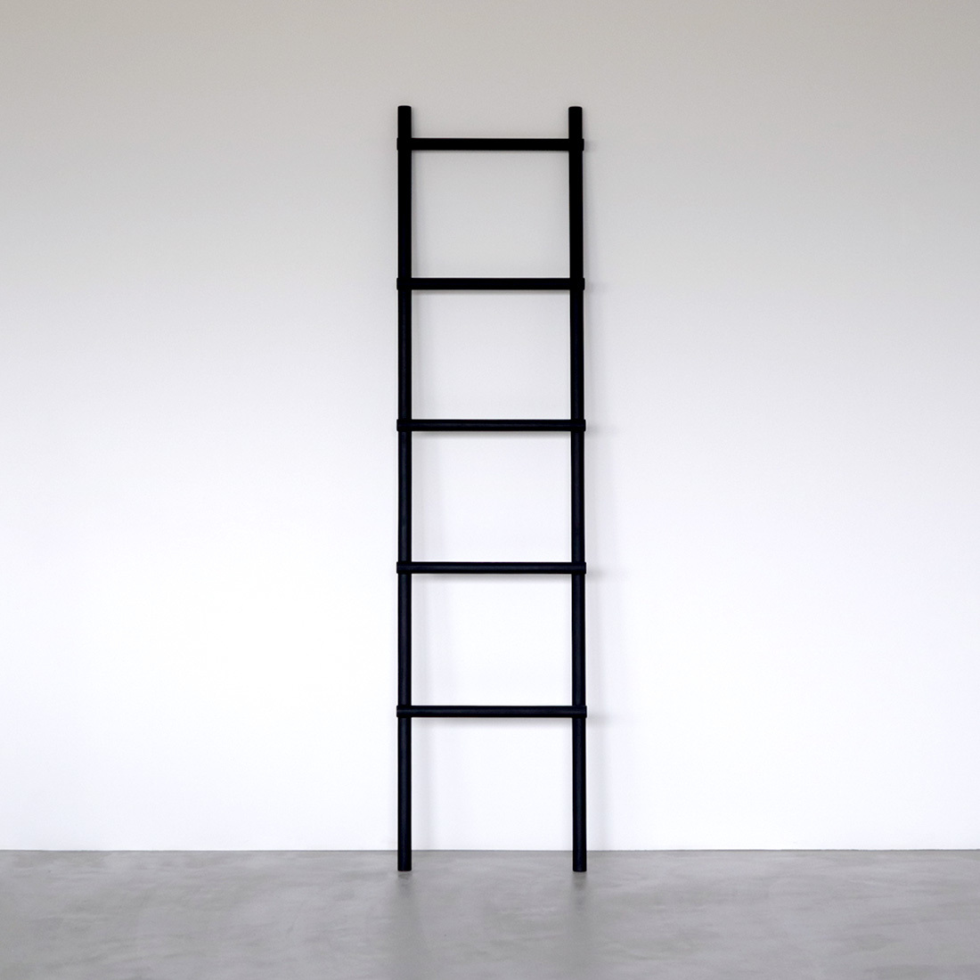 【MOHEIM】 LADDER RACK (black) ラダー インテリア