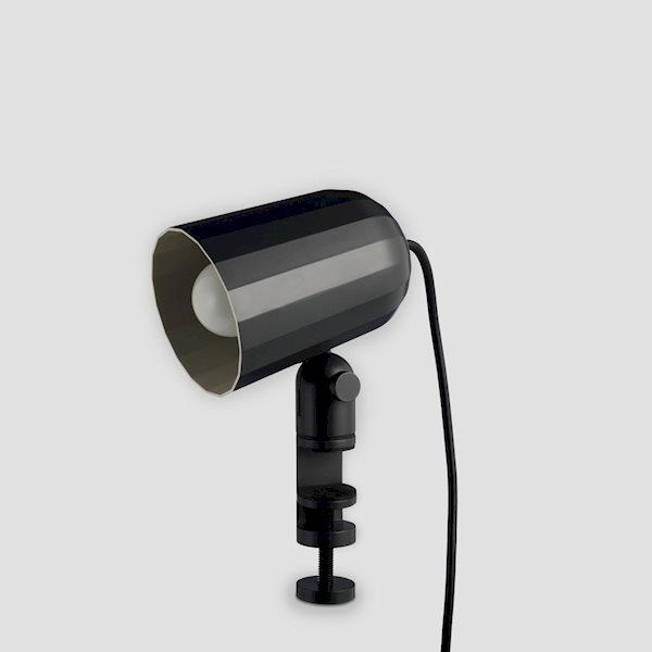 HAY NOC CLIP/ダークグレイ スイッチ コンセント仕様 屋内クランプ取付専用 照明 オシャレ 新築 マンション