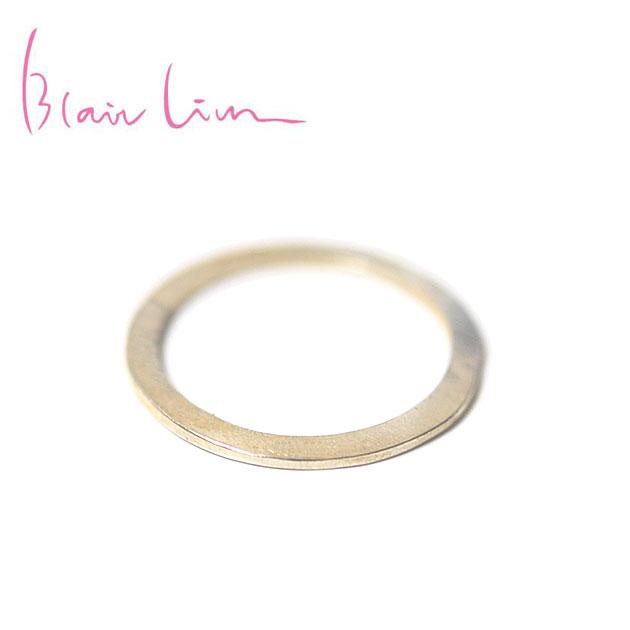 ≪Blair Lim≫ ブレア・リムシンプル シルバーリング ブランドボックス付き SV925 Simple Ring (Silver)【レディース】【ギフト ラッピング】