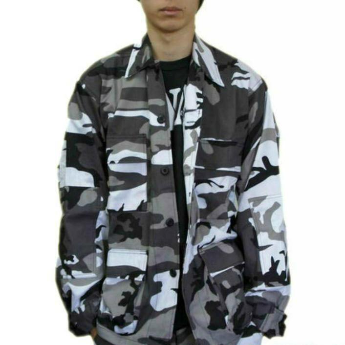 City Camo Rothco BDU Shirt