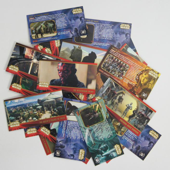 スターウォーズトレーディングカード