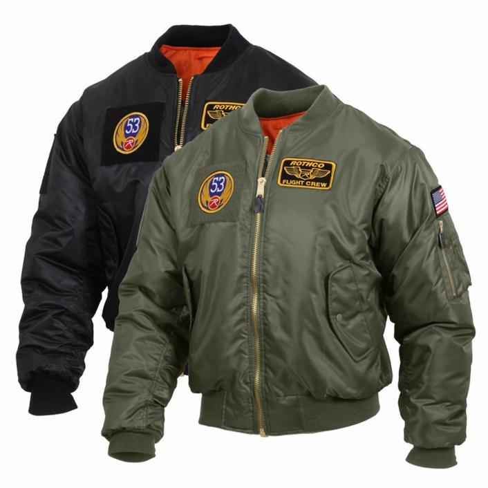 ma1フライトジャケット